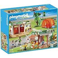 Playmobil プレイモービル 5432 キャンプセット  (並行輸入品)