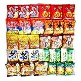 おかしのマーチ たくさんの小袋スナックセット(10種類・30個入り)