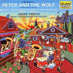 Peter & Wolf/Young Persons