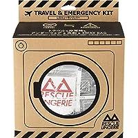 ファンクション 緊急避難セット グレー LL-3L 下着と洗濯できるバッグ TEKLALLXL201701