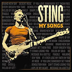 My Songs-Deluxe/Bonus Tr-
