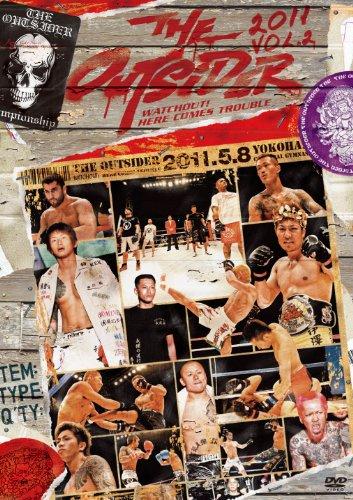 ジ・アウトサイダー 2011 vol.2 [DVD]