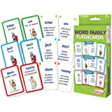Junior Learning Word Family Flash Cards