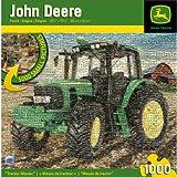 John Deere Mosaic Puzzle John Deere社のモザイクパズル?ハロウィン?サイズ: