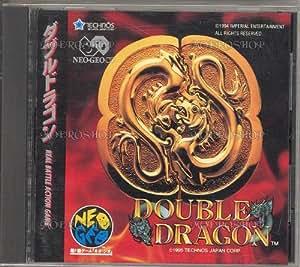 ダブルドラゴン NCD 【NEOGEO】