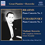 Brahms/Tchaikovsky: Piano Cons