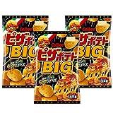 カルビー ピザポテト BIG 145g×3袋