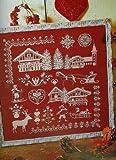 DMC クロスステッチキット 刺繍キット クリスマス