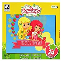 Strawberry Shortcakeジグソーパズル[ Friends Forever – 24 Pieces ] by Strawberry Shortcake