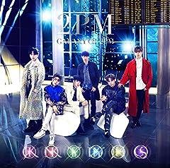 2PM「TEASER」のジャケット画像