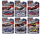 GREENLIGHT 1:64SCALE HOT PURSUIT SERIES 13 SET!!