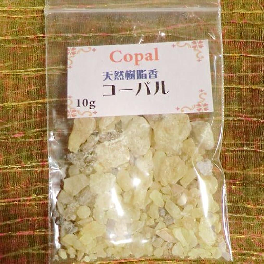 ダンプ気取らない情報コーパル COPAL (天然樹脂香) (コーパル, 10g)