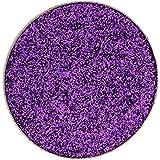 Kesoto ダイヤモンド キラキラ シマー メイクアップ アイシャドウ 顔料 長持ち 滑らか 全5色 - 紫