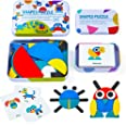LiKee Toddler Toys (36pieces+60cards)