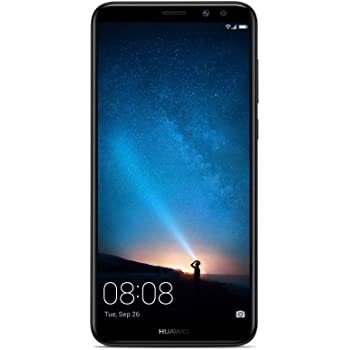 Huawei 5.9インチ Mate 10 lite SIMフリースマートフォン グラファイトブラック【日本正規代理店品】Mate 10 lite/Graphite Black
