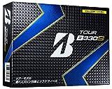 BRIDGESTONE(ブリヂストン) TOUR B TOUR B330S ゴルフボール 1ダース12球入 イエロー GSYXJ
