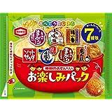 亀田製菓 亀田のおせんべいお楽しみパック 196g