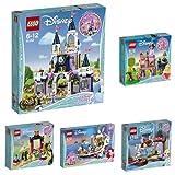 レゴ(LEGO) ディズニー プリンセス お城セット