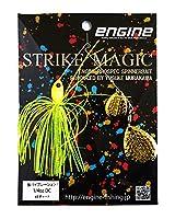エンジン(ENGINE) ルアー ストライクマジック1/4DC #03チャート