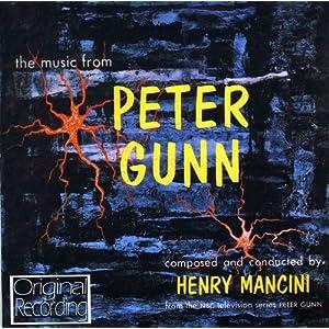 Music from Peter Gunn