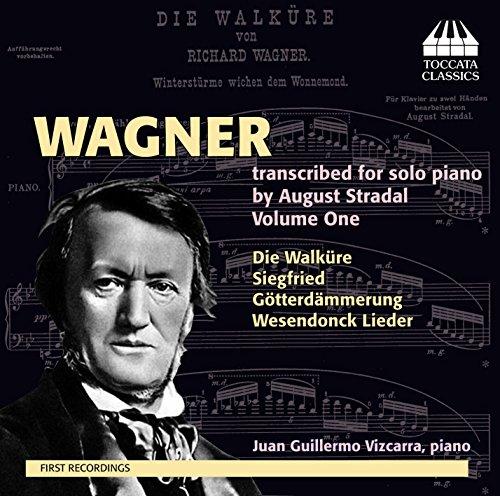 リヒャルト・ワーグナー:オペラ名曲集(Wagner: Transcribed For Solo Piano)