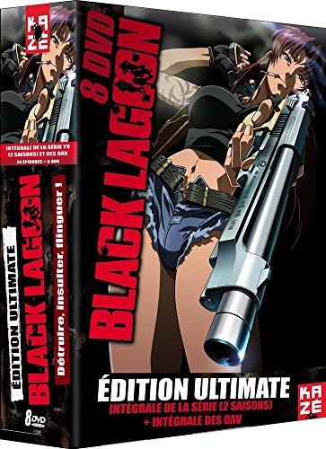 BLACK LAGOON 1期&2期&OVA(3期) コンプリート DVD-BOX (全29話, 865分) ブラックラグーン 広江礼威 アニメ [DVD] [Import] [PAL, 再生環境をご確認ください]
