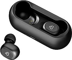 Dudios Bluetooth 5.0 Wireless Earbuds,True Wireless Headphone HiFi Stereo Sound Mini in-Ear Sweatproof Headset...