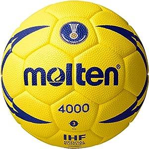 molten(モルテン) ハンドボール ヌエバX4000 3号 屋内専用 H3X4000
