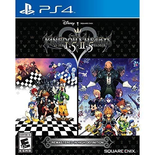 Kingdom Hearts 1.5 + 2.5 Remix...