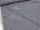 市松模様 ネイビー紺 スケアー生地      |生地|布地|和柄|和風|日本|