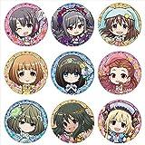 アイドルマスター シンデレラガールズ ぷちちょこ缶バッジ BOX商品 1BOX=9個入り、全9種類