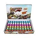 子供の小さなおもちゃのための卵のパズルを孵化小さな恐竜の卵拡張おもちゃ拡張イースターエッグ