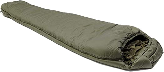 Snugpak(スナグパック) 寝袋 ソフティー15 INTREPID ライトハンド [快適使用温度-15度] (日本正規品)