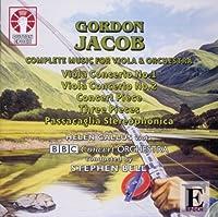 Viola Concertos Nos. 1 & 2 Concert Piece Three Pie
