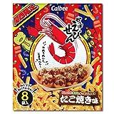 Amazon.co.jp関西限定 かっぱえびせん たこ焼き味 小袋8袋入り