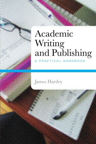 Download Academic Writing and Publishing 0415453224