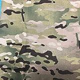 米軍実物 MultiCam マルチカム コーデュラーナイロン 330D 迷彩生地 巾150cmX長さ10cmから切り売り致します