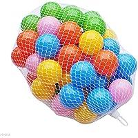 Simplyシルバー – ソフトプラスチック海洋ボール – 600個ベビーキッドPit ToyゲームSwim海洋ボールプールソフトプラスチック5.5 CM USストック