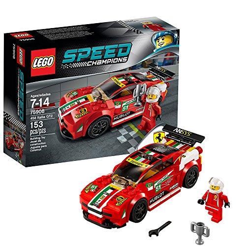 レゴ (LEGO) スピードチャンピオン 458 イタリア GT2 75908