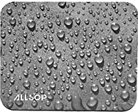 Allsop Raindropマウスパッド–ブラック