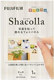 FUJIFILM 写真パネル shacolla(シャコラ) 単品 WD KABE-AL チェキS