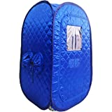 ZONEMEL Portable Steam Sauna, Lightweight Folding Tent, Personal Steam Sauna SPA for Weight Loss Detox Therapy, Steamer NOT I