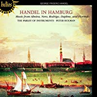 Handel: Handel In Hamburg Including Suite F (Hyperion: CDH55324) by The Parley of Instruments (2012-01-10)