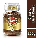 Moccona Classic Dark Roast Freeze Dried, 200 g x 6