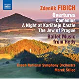 Fibich: Orchestral Works Vol 4