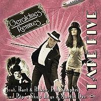 Geraldine Remixes by Tape Five (2013-10-08)