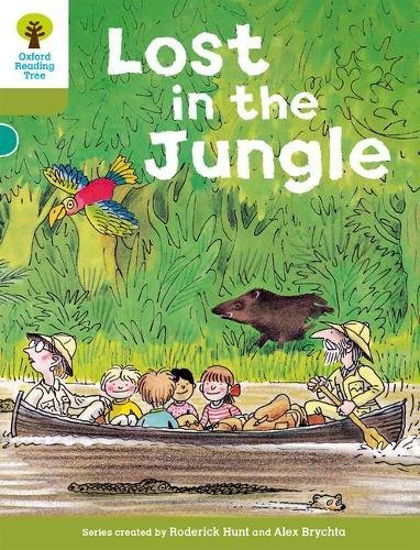 Oxford Reading Tree: Level 7: Stories: Lost in the Jungleの詳細を見る