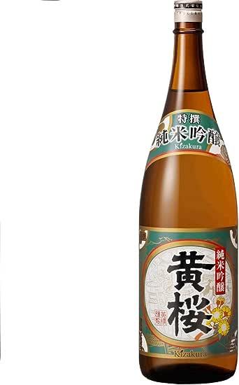 黄桜 特撰 純米吟醸 [ 日本酒 京都府 1800ml ]