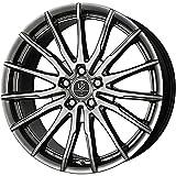 【適合車種:レクサス RX(20系)2015~ サマータイヤセット】 YOKOHAMA PARADA Spec-X PA02 265/40R22 夏用タイヤとホイールの4本セット アルミホイール:WORK アバンツォーネ フィルボーレ_グリミットシルバー 9.0-22 5/114 (22インチ サマータイヤセット)
