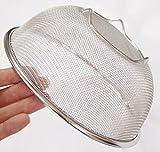 パール金属 グッティ ステンレス製 ボール型 ザル 18cm H-5908H-5908